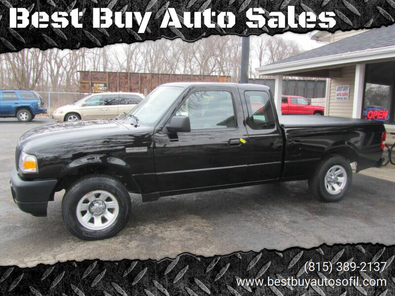 2007 Ford Ranger for sale at Best Buy Auto Sales of Northern IL in South Beloit IL