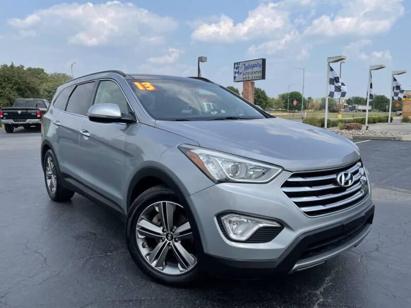 2013 Hyundai Santa Fe for sale at Integrity Auto Center in Paola KS