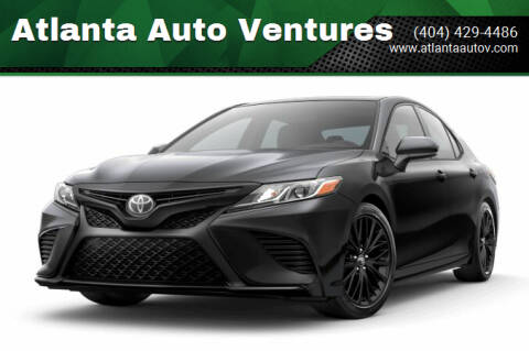 2020 Toyota Camry for sale at Atlanta Auto Ventures in Roswell GA
