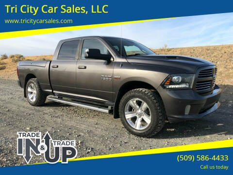 2014 RAM Ram Pickup 1500 for sale at Tri City Car Sales, LLC in Kennewick WA