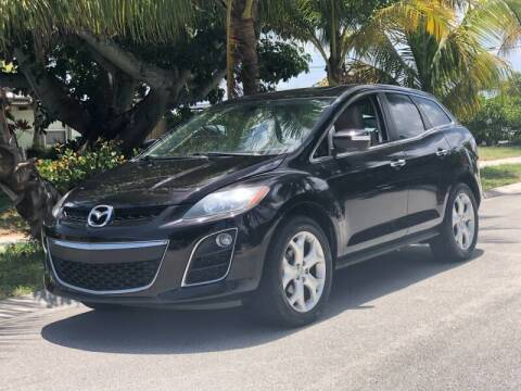2010 Mazda CX-7 for sale at L G AUTO SALES in Boynton Beach FL