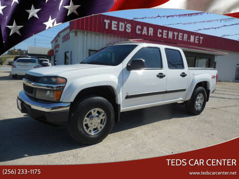 2008 Chevrolet Colorado for sale at TEDS CAR CENTER in Athens AL