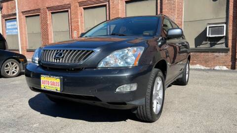 2008 Lexus RX 350 for sale at Rocky's Auto Sales in Worcester MA