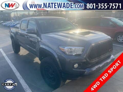 2016 Toyota Tacoma for sale at NATE WADE SUBARU in Salt Lake City UT