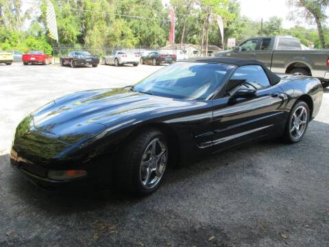 1998 Chevrolet Corvette for sale at Auto Liquidators of Tampa in Tampa FL