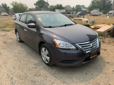 2014 Nissan Sentra for sale at Contra Costa Auto Sales in Oakley CA