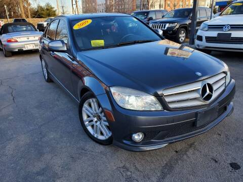 2009 Mercedes-Benz C-Class for sale at Mass Auto Exchange in Framingham MA