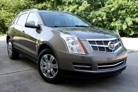 2012 Cadillac SRX for sale at CU Carfinders in Norcross GA