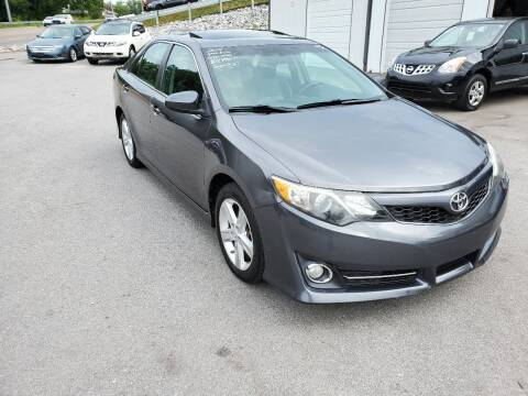 2014 Toyota Camry for sale at DISCOUNT AUTO SALES in Johnson City TN