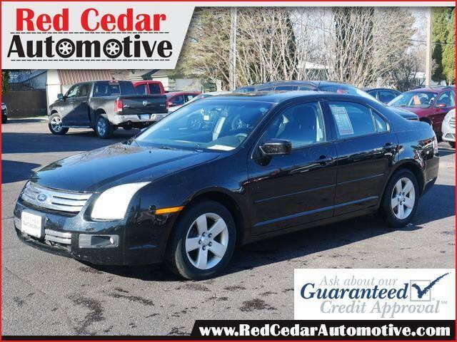 2008 Ford Fusion for sale at Red Cedar Automotive in Menomonie WI