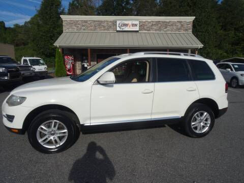 2009 Volkswagen Touareg 2 for sale at Driven Pre-Owned in Lenoir NC