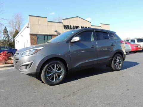 2015 Hyundai Tucson for sale at ValueMax Used Cars in Greenville NC