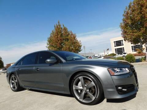 2017 Audi A8 L for sale at Conti Auto Sales Inc in Burlingame CA