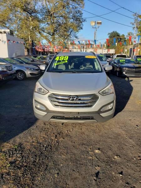 2013 Hyundai Santa Fe Sport for sale at Best Cars R Us in Plainfield NJ