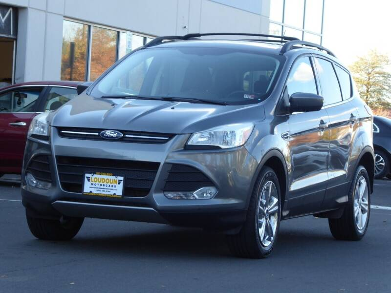 2013 Ford Escape for sale at Loudoun Used Cars - LOUDOUN MOTOR CARS in Chantilly VA