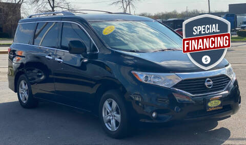 2012 Nissan Quest for sale at Top Notch Auto Brokers, Inc. in Palatine IL