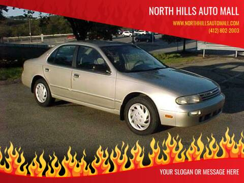 1995 Nissan Altima for sale at North Hills Auto Mall in Pittsburgh PA