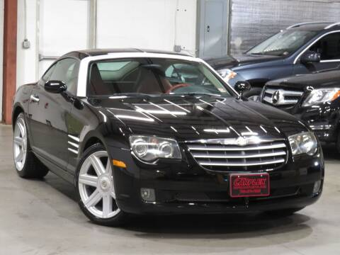 2005 Chrysler Crossfire for sale at CarPlex in Manassas VA