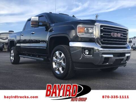 2019 GMC Sierra 2500HD for sale at Bayird Truck Center in Paragould AR