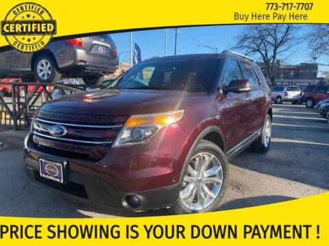 2011 Ford Explorer for sale at AutoBank in Chicago IL