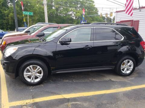 2011 Chevrolet Equinox for sale at Howe's Auto Sales in Lowell MA