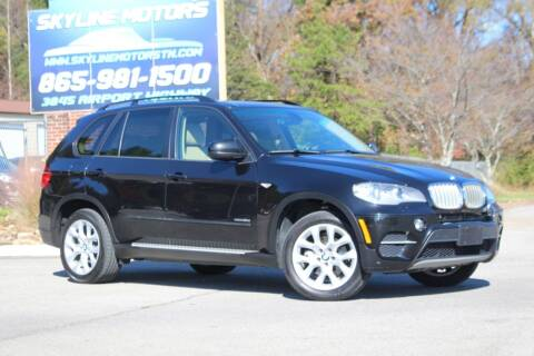 2013 BMW X5 for sale at Skyline Motors in Louisville TN