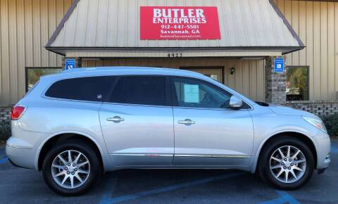2014 Buick Enclave for sale at Butler Enterprises in Savannah GA