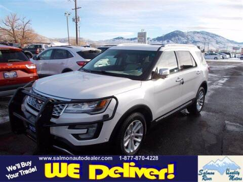2017 Ford Explorer for sale at QUALITY MOTORS in Salmon ID