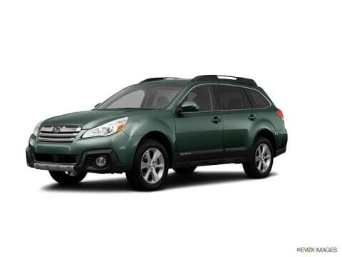 2013 Subaru Outback for sale at CHAPARRAL USED CARS in Piney Flats TN