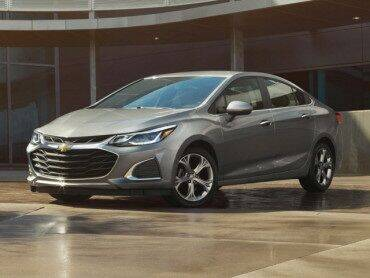2019 Chevrolet Cruze for sale at Michael's Auto Sales Corp in Hollywood FL
