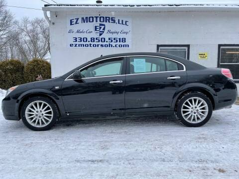 2009 Saturn Aura for sale at EZ Motors in Deerfield OH