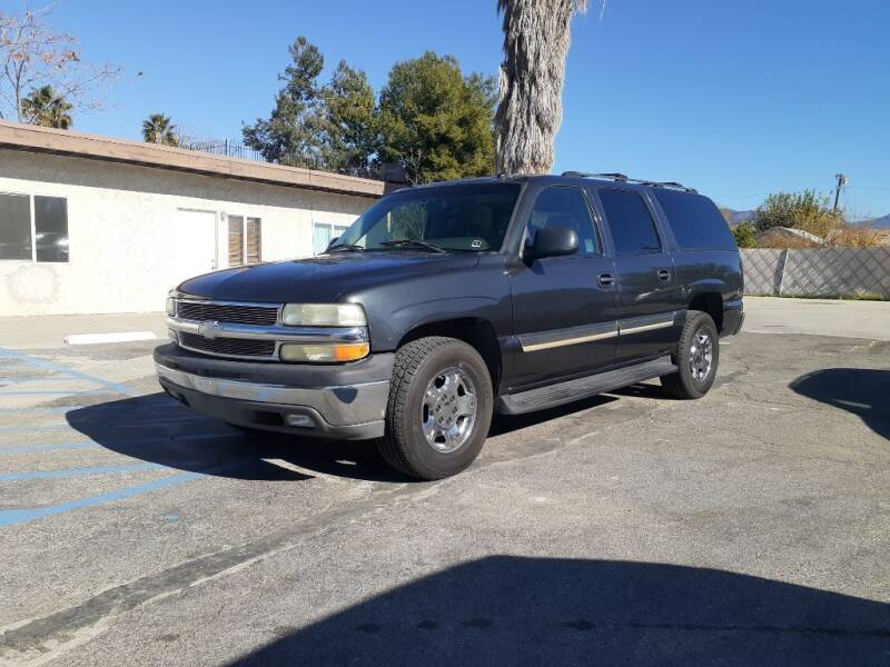 2004 Chevrolet Suburban for sale at RN AUTO GROUP in San Bernardino CA