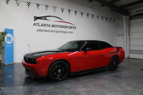 2015 Dodge Challenger for sale at Atlanta Motorsports in Roswell GA