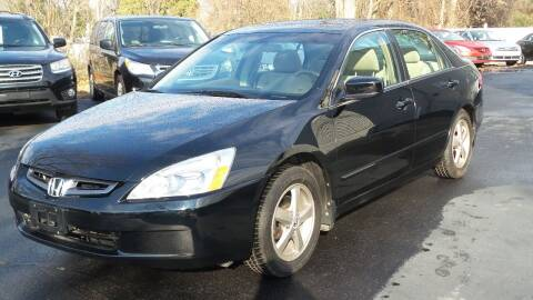 2005 Honda Accord for sale at JBR Auto Sales in Albany NY