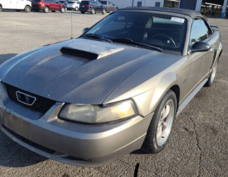 2002 Ford Mustang for sale at Naber Auto Trading in Hollywood FL