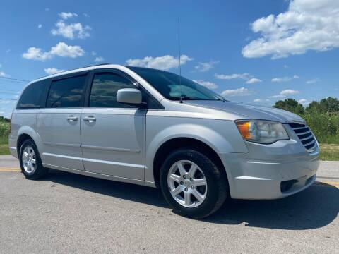 2010 Chrysler Town and Country for sale at ILUVCHEAPCARS.COM in Tulsa OK