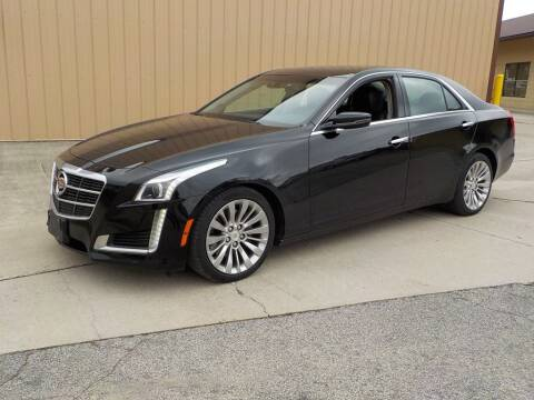2014 Cadillac CTS for sale at Automotive Locator- Auto Sales in Groveport OH
