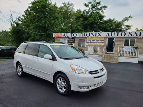 2004 Toyota Sienna for sale at Auto Tronix in Lexington KY