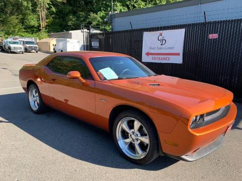 2011 Dodge Challenger for sale at C&D Auto Sales Center in Kent WA