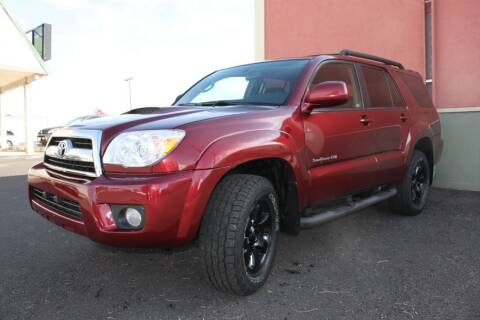 2007 Toyota 4Runner for sale at Motor City Idaho in Pocatello ID