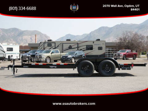 2021 WorkHorse Trailers 7x16 Car Hauler Value for sale at S S Auto Brokers in Ogden UT