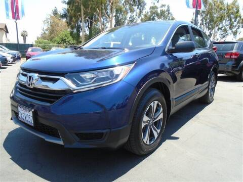 2017 Honda CR-V for sale at Centre City Motors in Escondido CA
