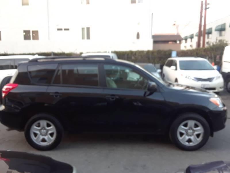 2012 Toyota RAV4 for sale at Western Motors Inc in Los Angeles CA