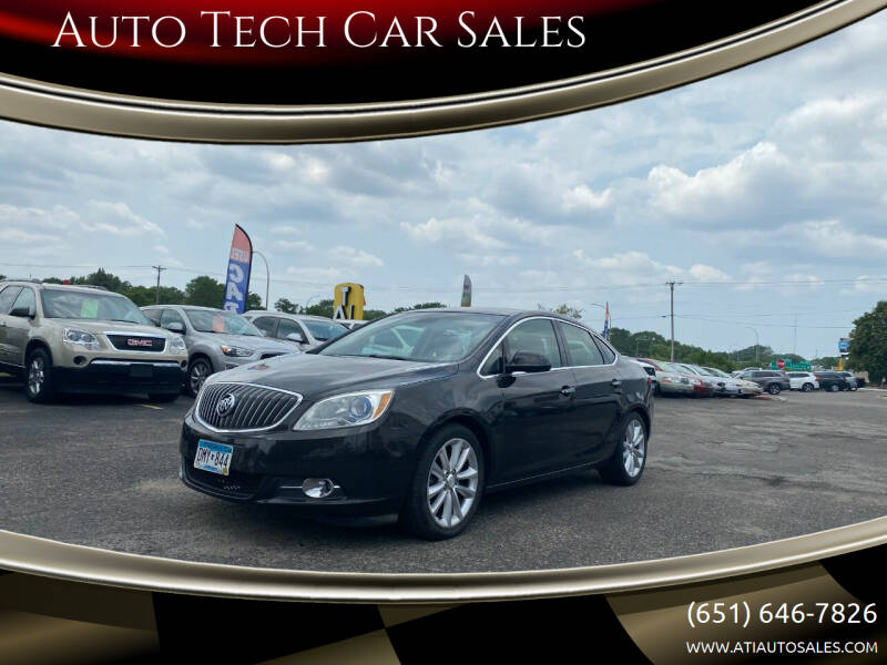 2013 Buick Verano for sale at Auto Tech Car Sales in Saint Paul MN