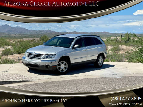2006 Chrysler Pacifica for sale at Arizona Choice Automotive LLC in Mesa AZ