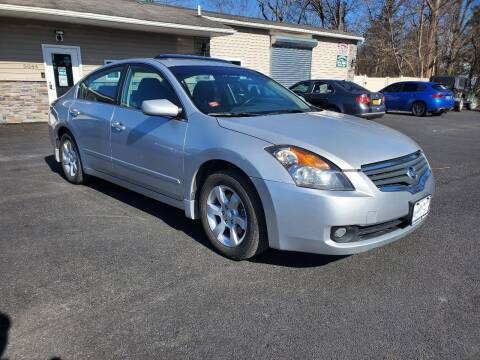 2009 Nissan Altima for sale at AFFORDABLE IMPORTS in New Hampton NY