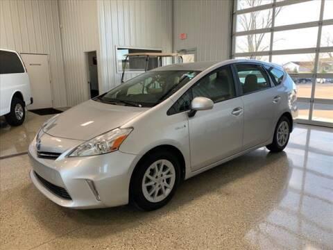 2012 Toyota Prius v for sale at PRINCE MOTORS in Hudsonville MI