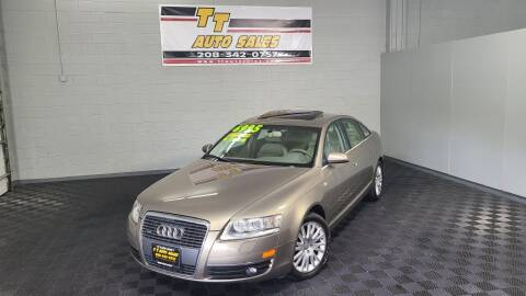 2007 Audi A6 for sale at TT Auto Sales LLC. in Boise ID