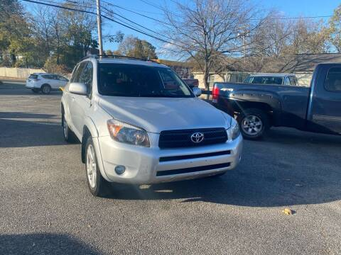 2007 Toyota RAV4 for sale at Auto Gallery in Taunton MA