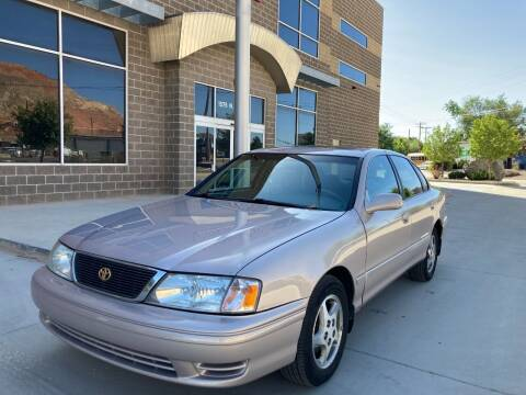 1997 Toyota Avalon for sale at Auto Ape in Salt Lake City UT
